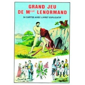 Grand Jeu de Mlle Lenormand
