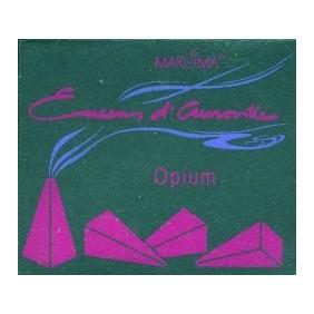 Encens en cône - Opium
