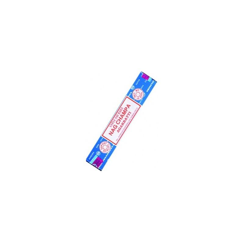 Encens Nag champa - 15 grs - Sathya -
