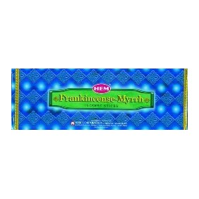 Encens Myrrhe - 20 grs - Hem -