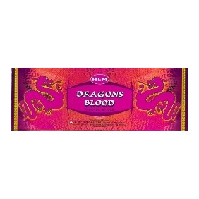 Encens Sang de dragon - 20 grs - Hem -