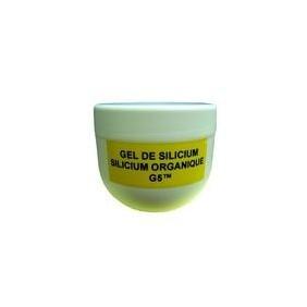 Silicium organique G5 Gel