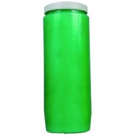 Lampe de sanctuaire huile végétale - vert