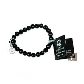 Bracelet Art de la chance - Onyx