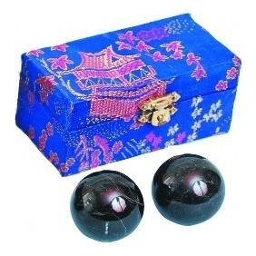 Boules Qi-Gong en pierre