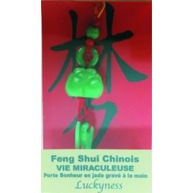 Porte-bonheur Feng-shui - Vie miraculeuse