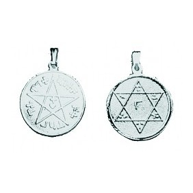 Médaille Sceau de Salomon